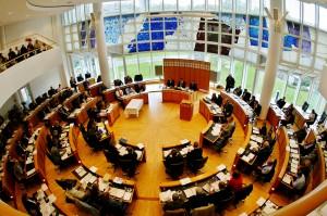 Der Dortmunder Ratssaal. Foto: Menne.