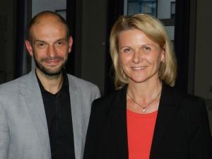Sabine und Marco: Gute Chancen für einen Sitz im Bunestag.